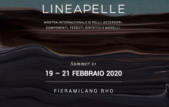 LINEA PELLE MILANO 19-20-21 FEBBRAIO 2020